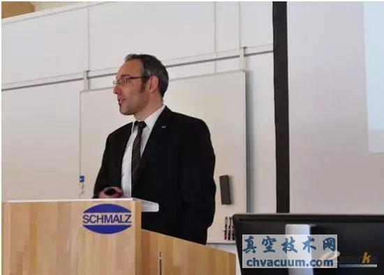 德国著名真空设备制造企业Schmalz(施迈茨)参观记
