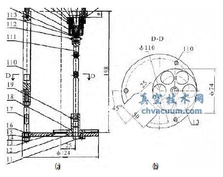 真空镀膜机比较片机构性能和强度的优化设计