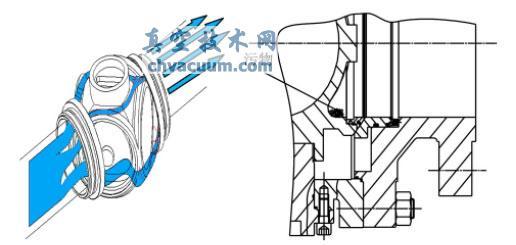 在线维护管线球阀的开发设计