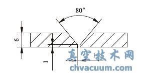 阀门膨胀节用接管和波纹管焊接工艺的分析