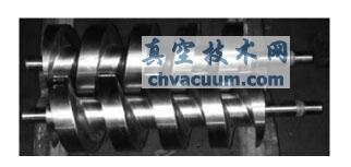 严格密封型螺杆真空泵转子型线研究