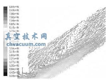 粉煤调节阀内气固两相流动的研究