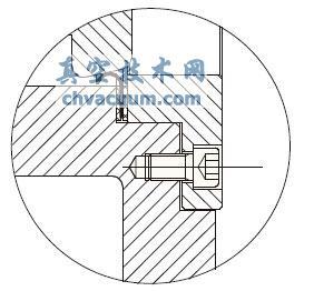 双偏心金属密封蝶阀密封结构的改进设计
