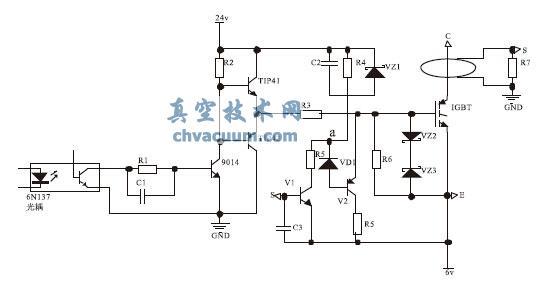 一种应用于碳纳米管制备的交流脉冲电源研制