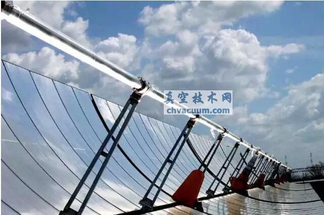 太阳能天然发电厂