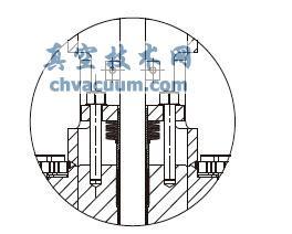 高压氧气管路用不锈钢截止阀