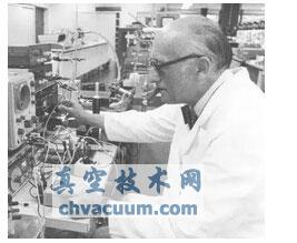 涡轮分子泵的发明史