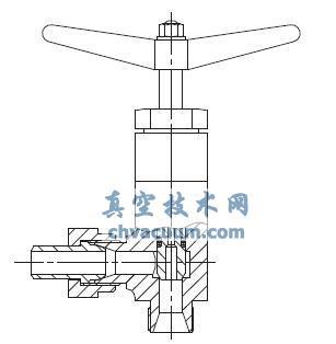 高压阀门试验工装的结构改进