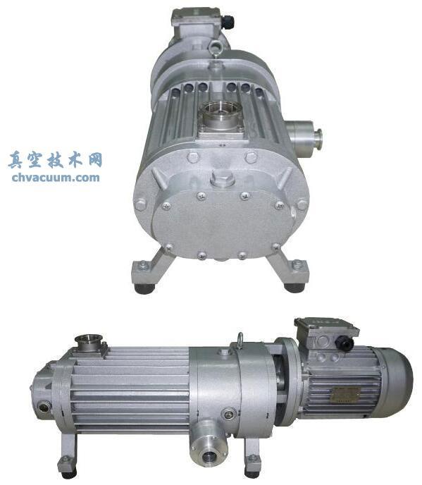 风冷干式复合螺杆真空泵