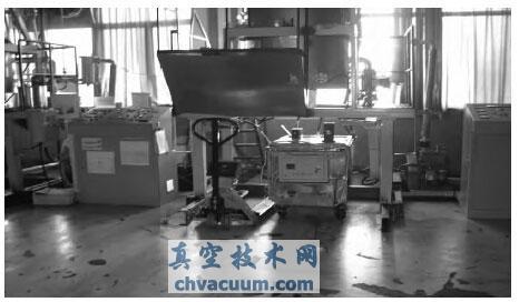 真空在制蜡工业中的应用研究