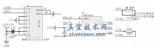 一种四极杆质谱仪龙8国际pt娱乐官网测量及控制系统的硬件电路设计
